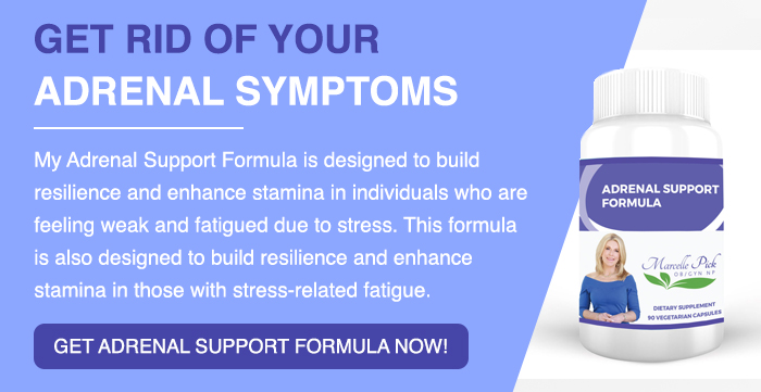 adrenal support call to action