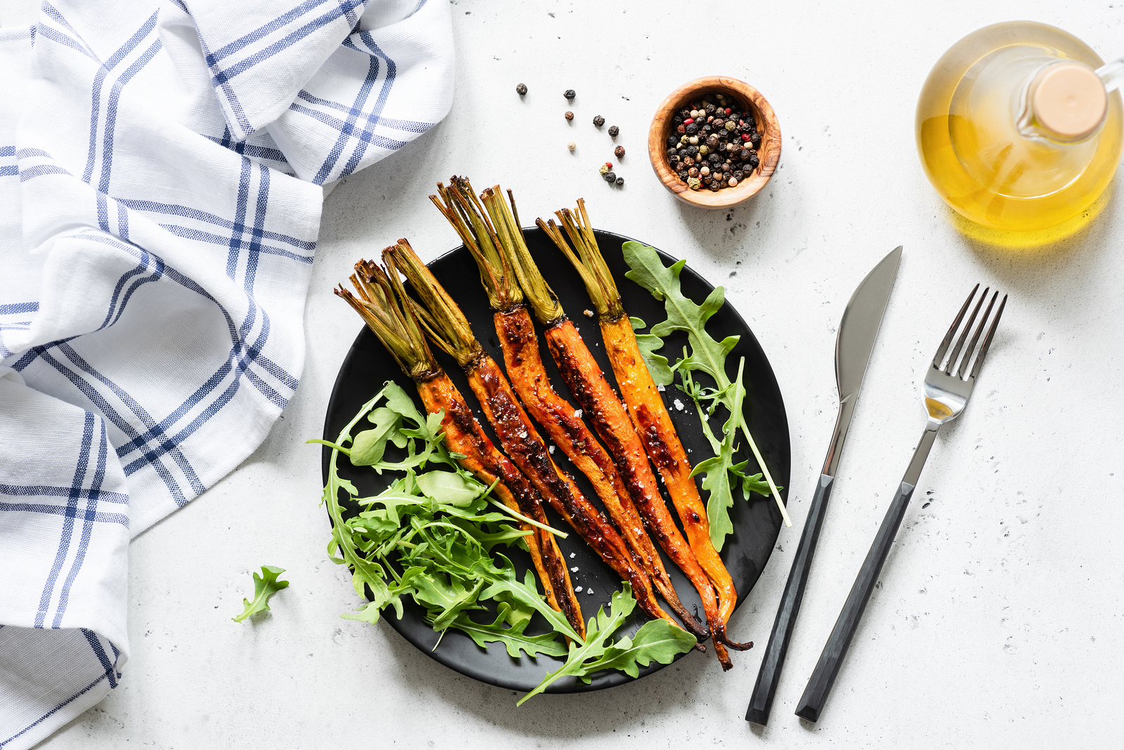 roasted marsala carrots
